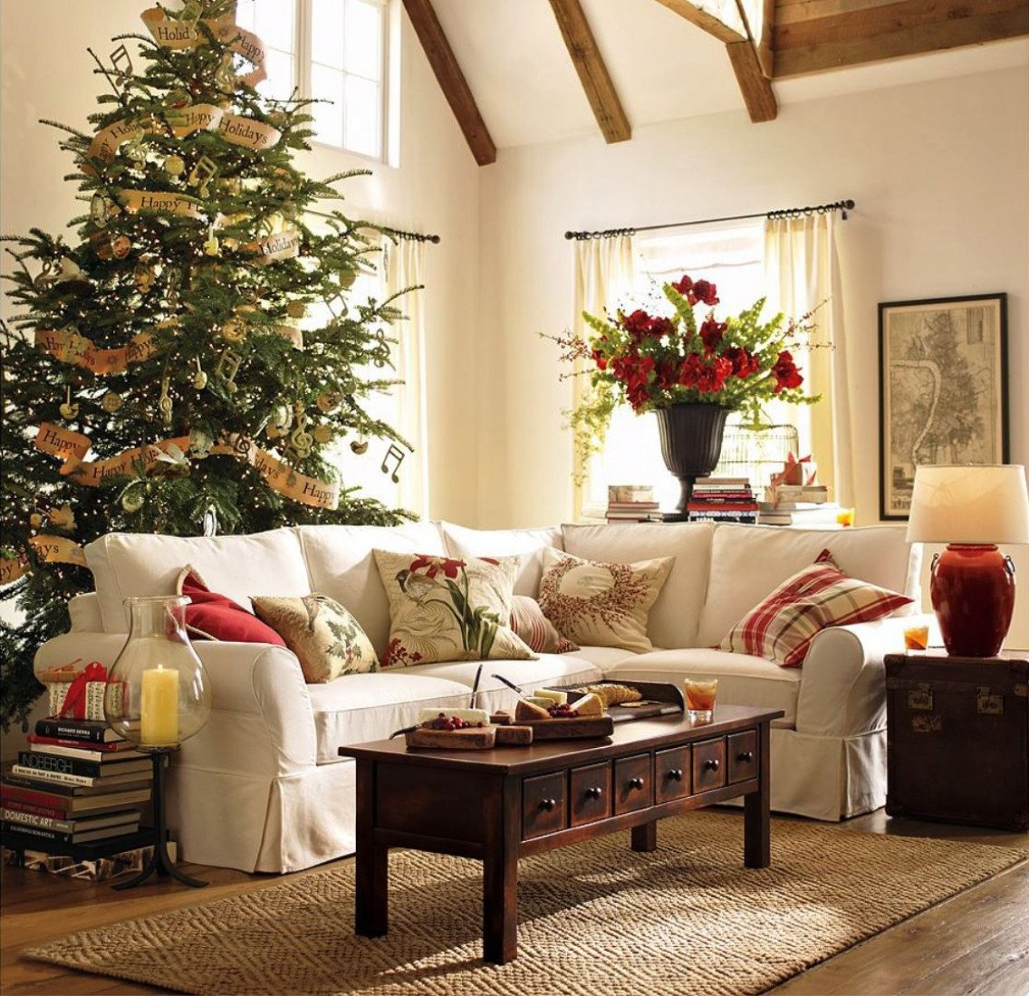 Tree Decor for Living Room Lovely 6 Quick Tips On Rearranging Your Living Room for the Christmas Tree