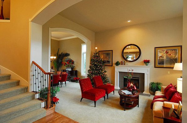 Tree Decor for Living Room New Awesome and Beautiful Christmas Tree Decorating Ideas