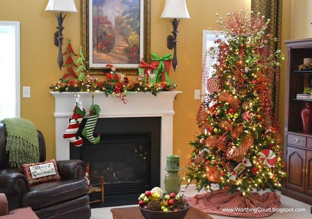 Tree Decor for Living Room New Our Whimsical Christmas Tree
