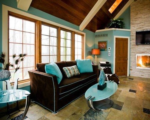 Turquoise and Brown Home Decor Beautiful Turquoise and Brown Home Design Ideas Remodel and Decor