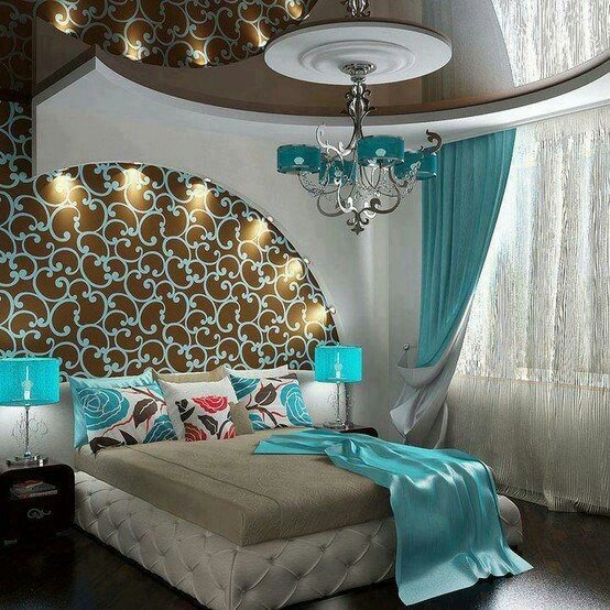 Turquoise and Brown Home Decor Best Of Brown and Turquoise Room Home Decor