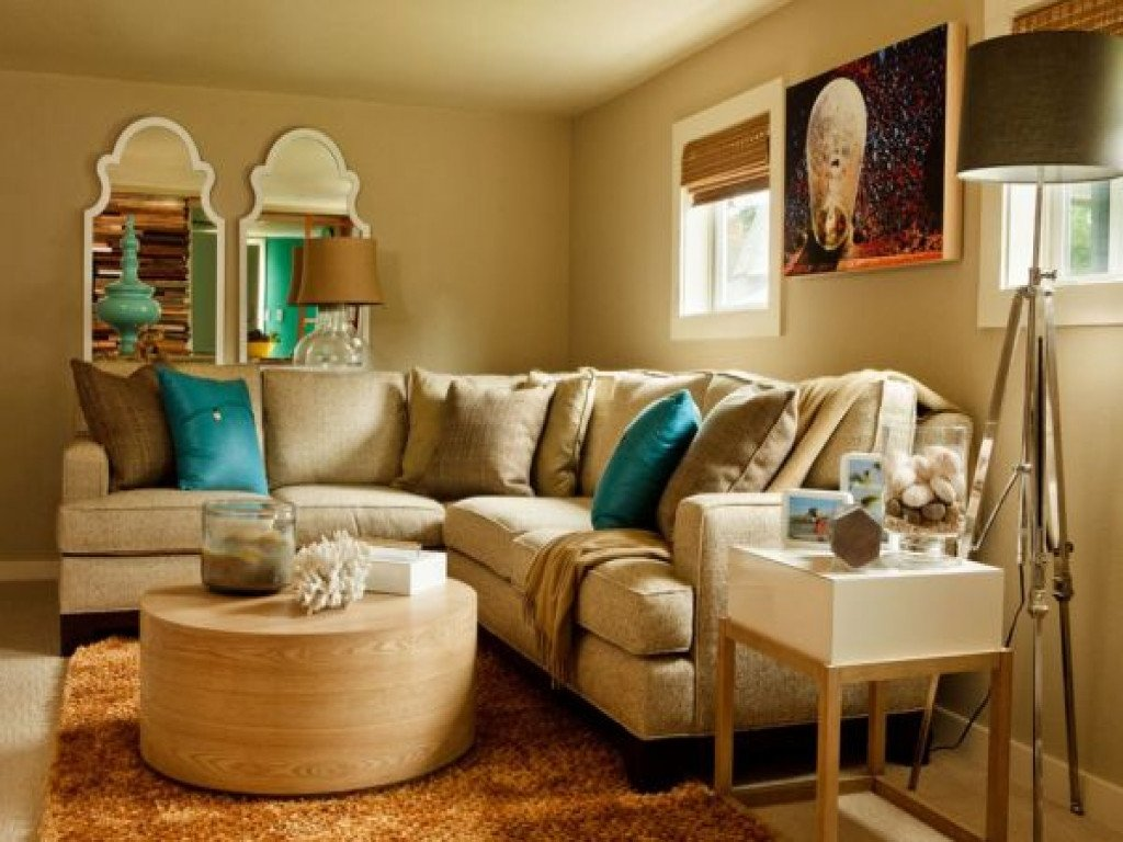 Turquoise and Brown Home Decor Fresh Decorating with Turquoise and Brown Living Room