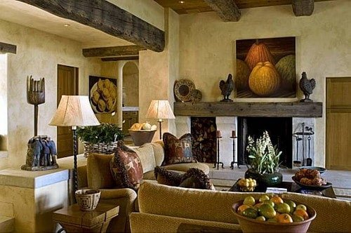 Tuscan Decor On A Budget Awesome Tuscan Style Decorating On A Bud