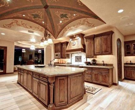 Tuscan Decor On A Budget Inspirational Tuscan Kitchen Design On A Bud Kitchen Design