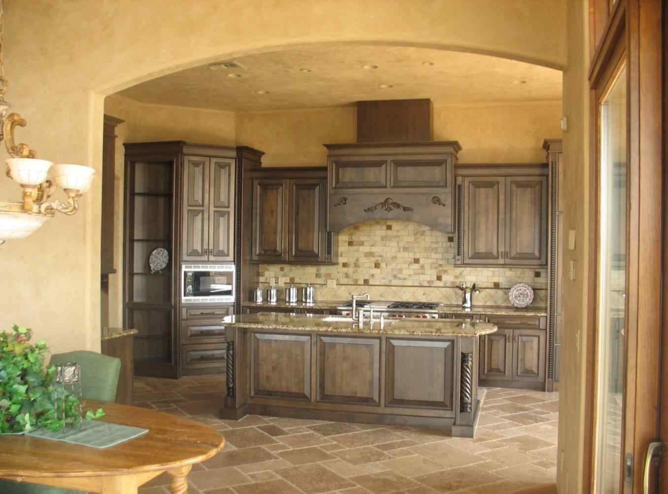 Tuscan Decor On A Budget Luxury Tuscan Kitchen Design On A Bud Kitchen Design