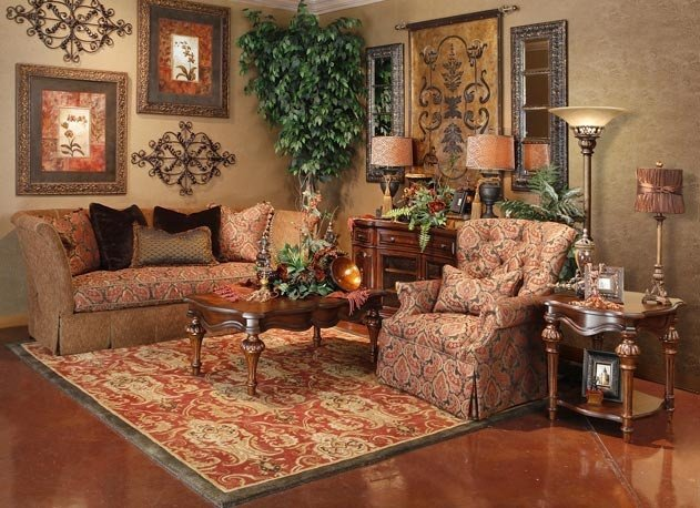 Tuscan Living Room Decorating Ideas Awesome Living Brown Rooms