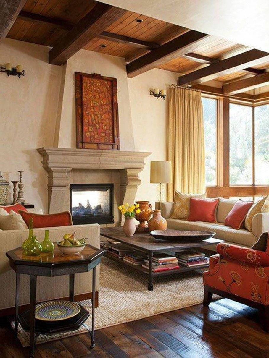 Tuscan Living Room Decorating Ideas Fresh Tuscan Decor for Your Interior Design