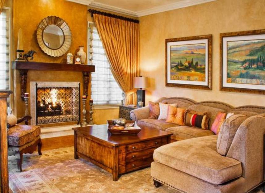 Tuscan Living Room Decorating Ideas New 15 Awesome Tuscan Living Room Ideas