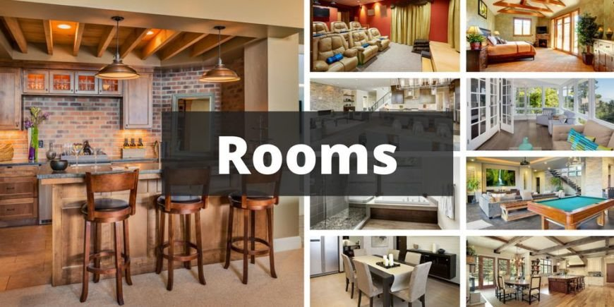 Types Of Home Decor themes Luxury 101 Interior Design Ideas for 25 Types Of Rooms In A House 2019 S
