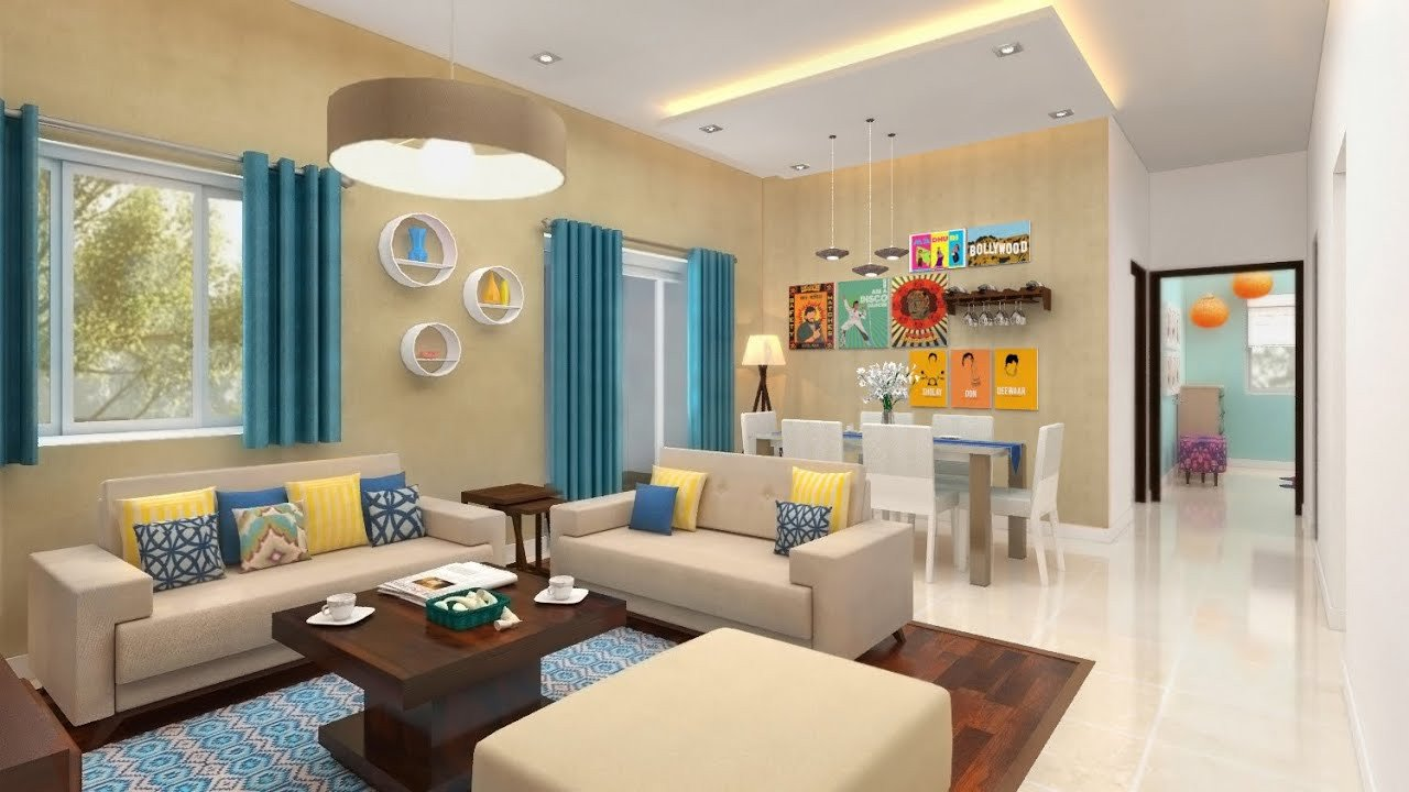 Types Of Home Decor themes Unique Furdo Home Interior Design themes Summer Hues 3d Walk Through