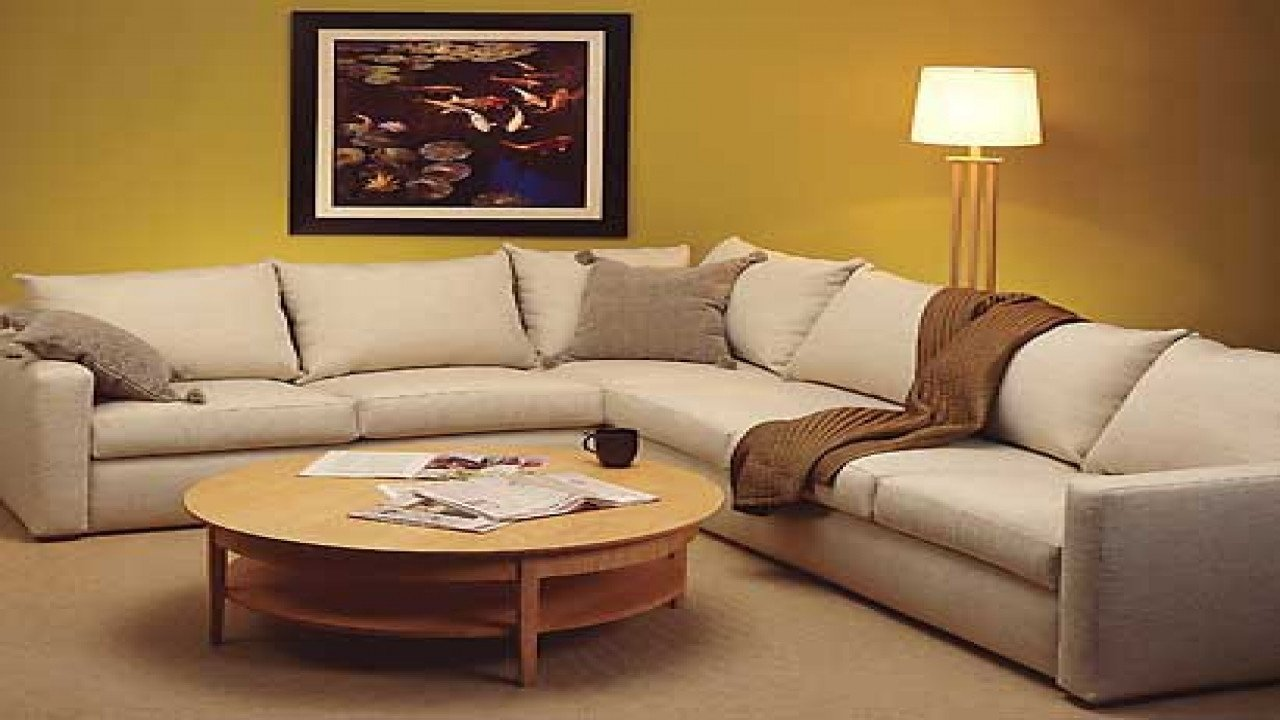Lamp tables living room furniture small living room design ideas uncluttered small living room