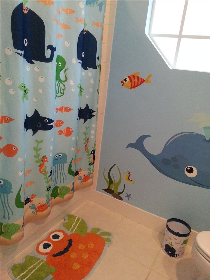 Under the Sea Bathroom Decor Awesome 25 Best Ideas About Sea Bathroom Decor On Pinterest