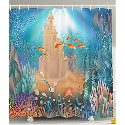 Under the Sea Bathroom Decor Awesome Under the Sea Bathroom Decor Amazon