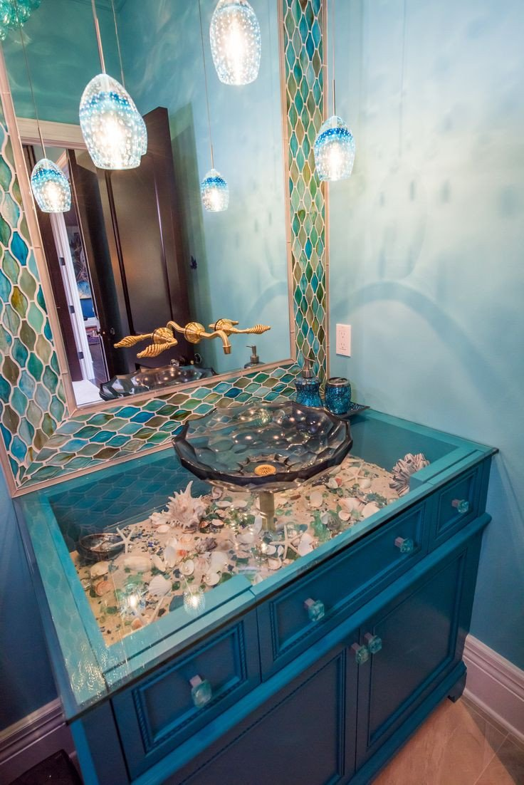 Best 25 Sea bathroom decor ideas on Pinterest
