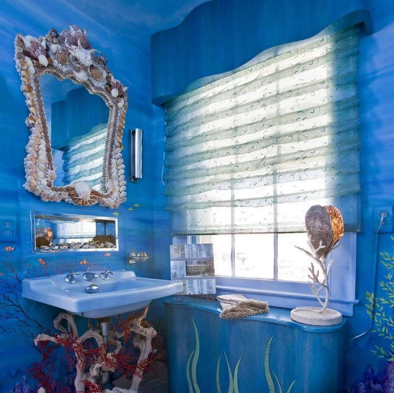 Under the Sea Bathroom Decor Fresh Under the Ideas Under the Sea Bathroom Decor with Unique Sink Image Id Giesendesign