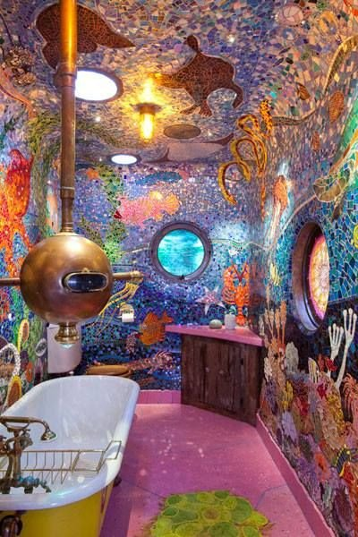 Under the Sea Bathroom Decor Unique Under the Sea Bathroom Home Decor & Stuff Pinterest