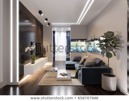 Urban Contemporary Living Room Awesome Modern Urban Contemporary Living Room Hotel Stock Illustration Shutterstock