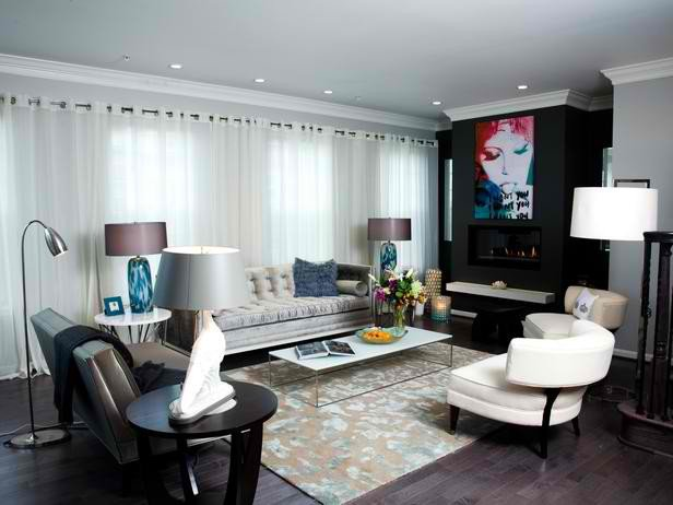 Urban Contemporary Living Room Beautiful Urban sophisticated Living Room Designs Decoholic