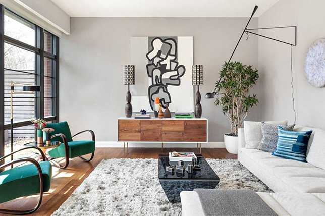 Urban Contemporary Living Room Luxury Urban Modern Interior Design Defined Everything to Know
