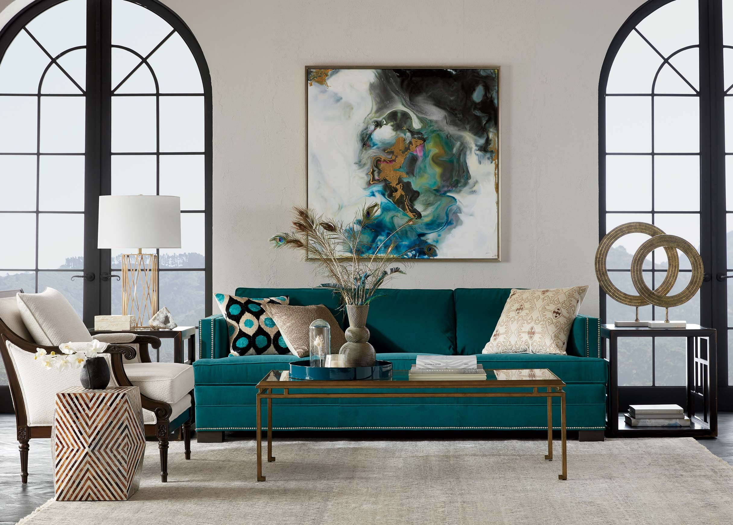 Urban Contemporary Living Room New Contemporary Urban Living Room Ethan Allen