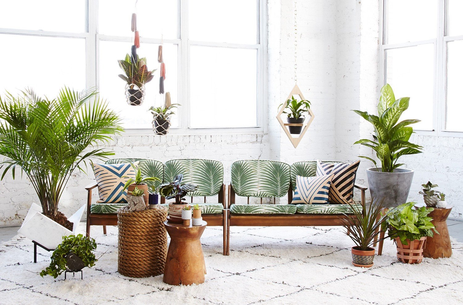 Using Plants In Home Decor Awesome How to Use Plants In the Interior – Basics Of Interior Design – Medium