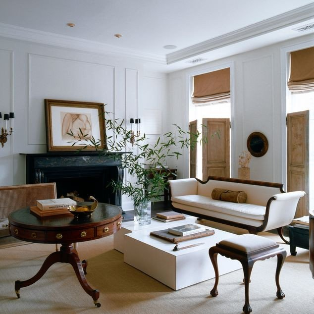 Vintage Contemporary Living Room Awesome How to Turn A Vintage or Antique sofa Into A Statement