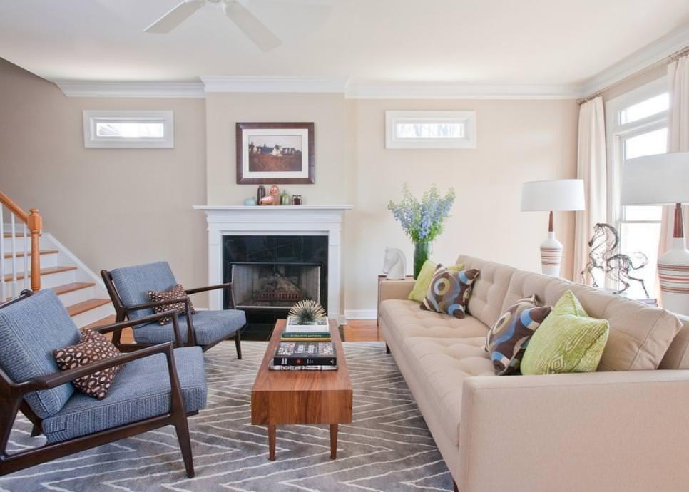 Vintage Contemporary Living Room Elegant 24 Vintage Living Room Designs Decorating Ideas