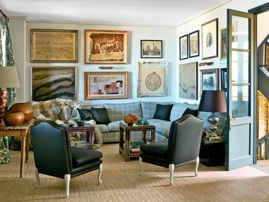 Vintage Contemporary Living Room Lovely Home Decor Ideas Mixing Antique Furniture and