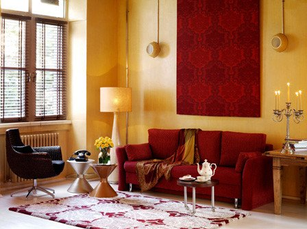 Vintage Contemporary Living Room Lovely Tips for Mixing Vintage & Modern Pieces
