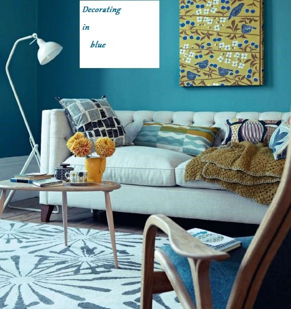 Vintage Living Room Decorating Ideas Awesome Living Room Decorating Ideas In Retro Style Blue Home Decorating Ideas