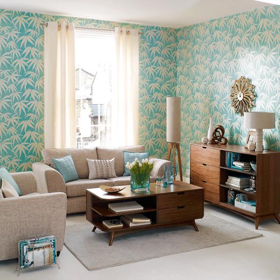Vintage Living Room Decorating Ideas Beautiful 60s Decor