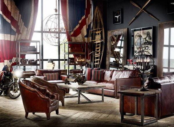 Vintage Living Room Decorating Ideas Elegant Awesome Collection Of Vintage Room Designs by Timothy Oulton
