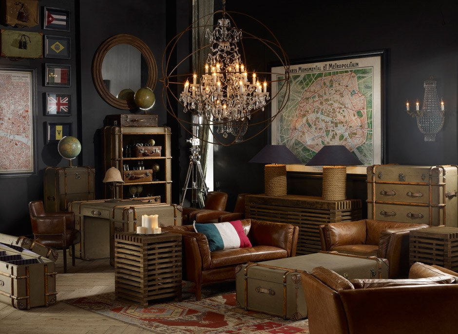 Vintage Living Room Decorating Ideas Luxury Vintage Rooms by Timothy Oulton Decoholic