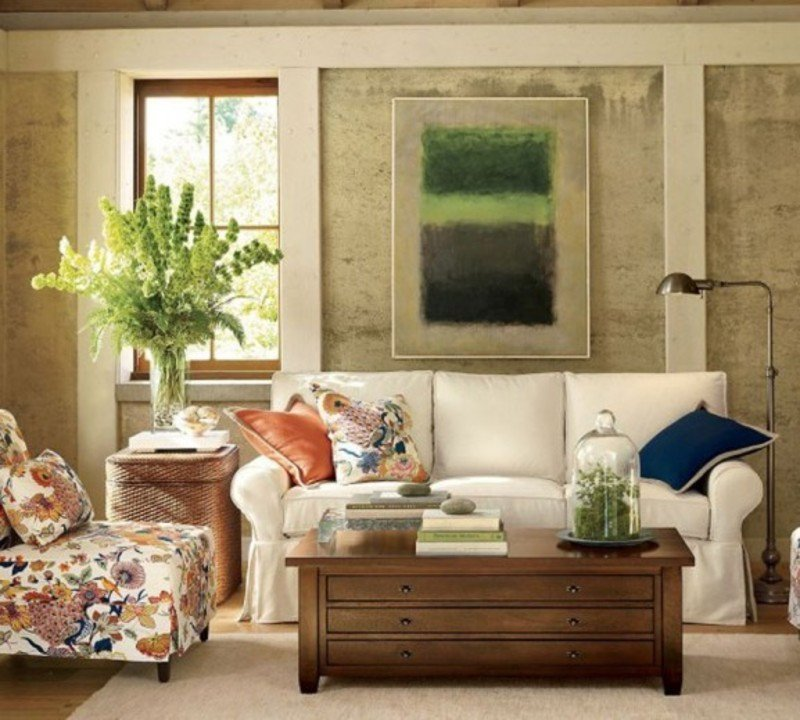 Vintage Living Room Decorating Ideas Unique Blend Classic and Retro Style In Vintage Living Room Decorating Idea Design Bookmark