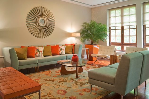 Vintage Modern Living Room Decorating Ideas Best Of 18 Magnificent Ideas for Decorating Retro Living Room