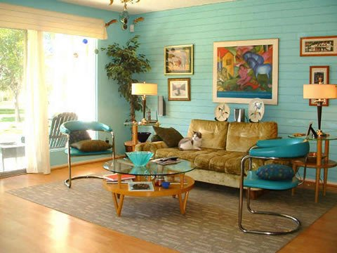 Vintage Modern Living Room Decorating Ideas Inspirational Retro Decoration – Modern Architecture Concept