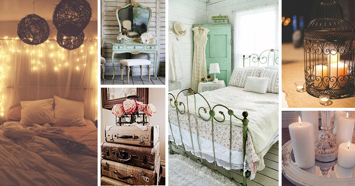 Vintage Wall Decor for Bedroom Best Of 33 Best Vintage Bedroom Decor Ideas and Designs for 2017