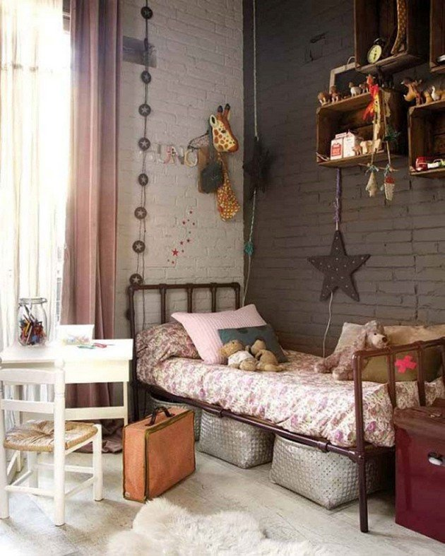 Vintage Wall Decor for Bedroom New the 50 Best Room Ideas for Vintage Bedroom Designs – Room Decor Ideas