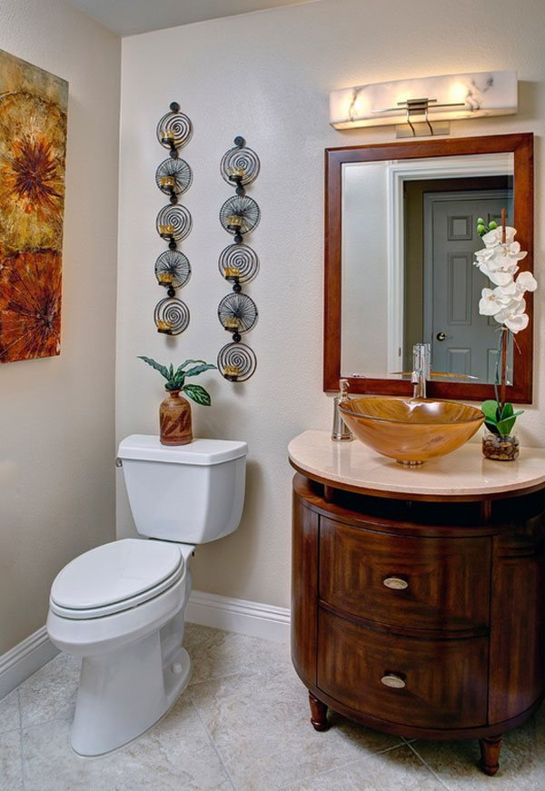 Wall Art for Bathroom Decor Unique 22 Eclectic Ideas Of Bathroom Wall Decor