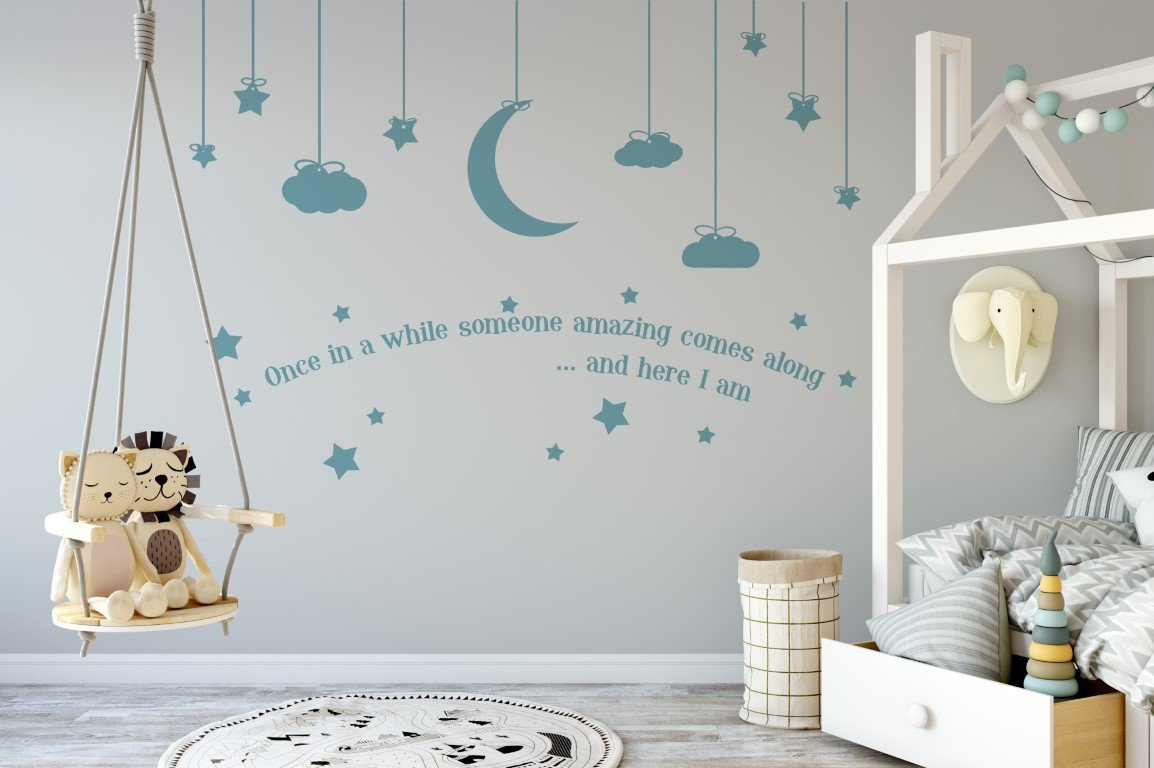 Wall Decor for Baby Room Fresh Nursery Sticker Nursery Wall Decor Childrens Sticker Childrens Wall Decor Baby Sticker Baby