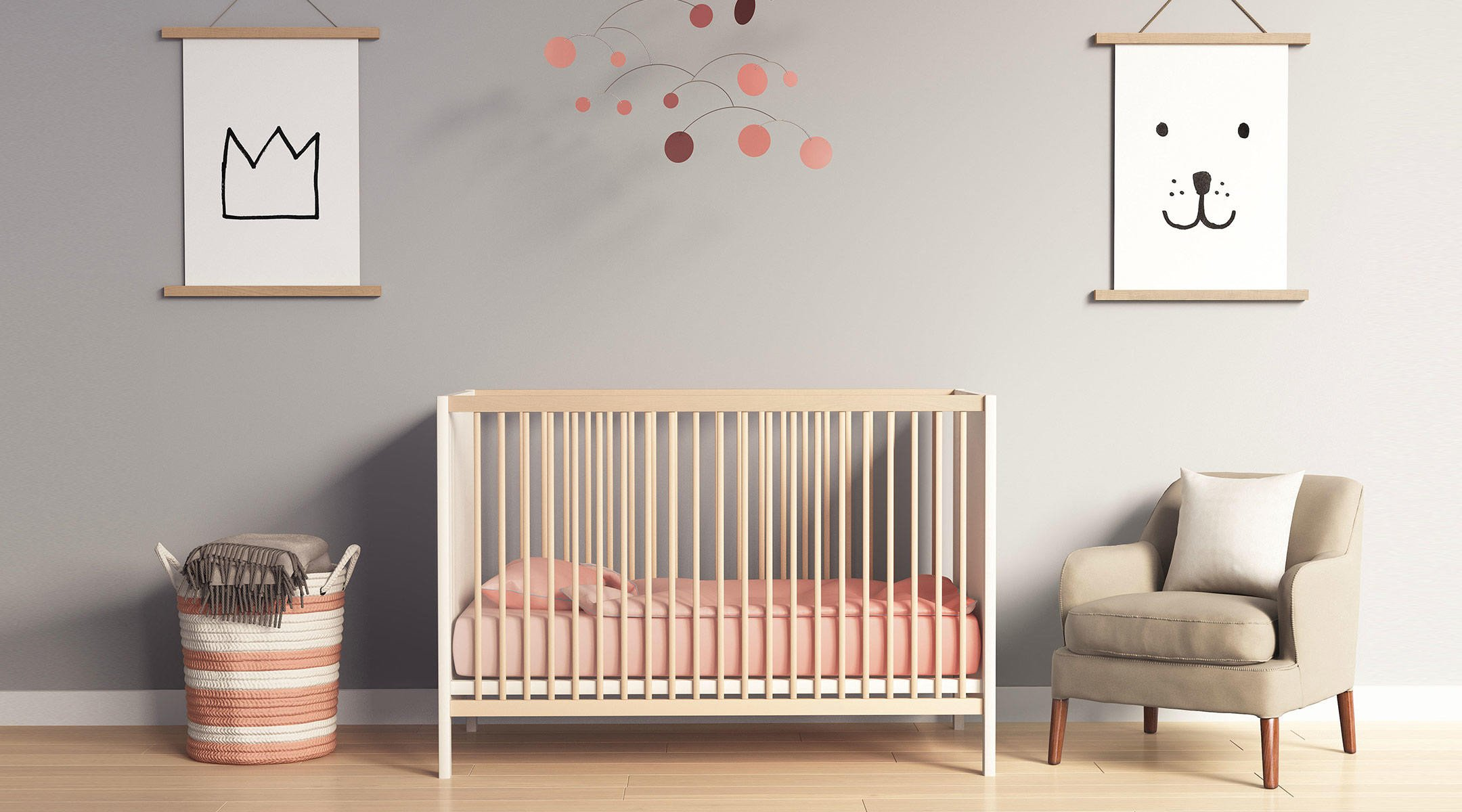 Wall Decor for Baby Room Luxury 21 Inspiring Nursery Wall Decor Ideas