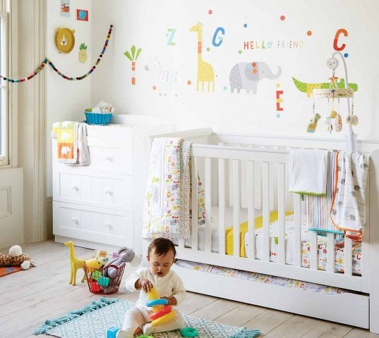 Wall Decor for Baby Rooms New 7 Baby Room Decor Ideas for Your New Arrival Rascal Babies