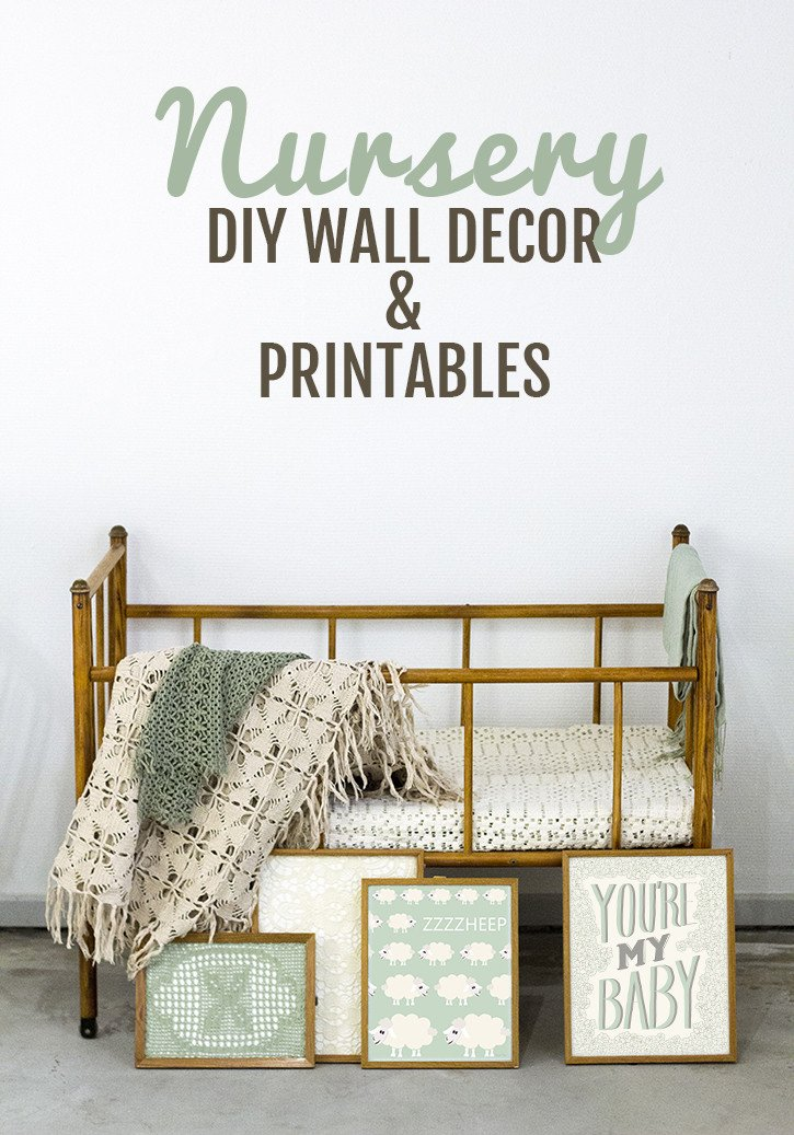 Wall Decor for Baby Rooms Unique Nursery Wall Decor