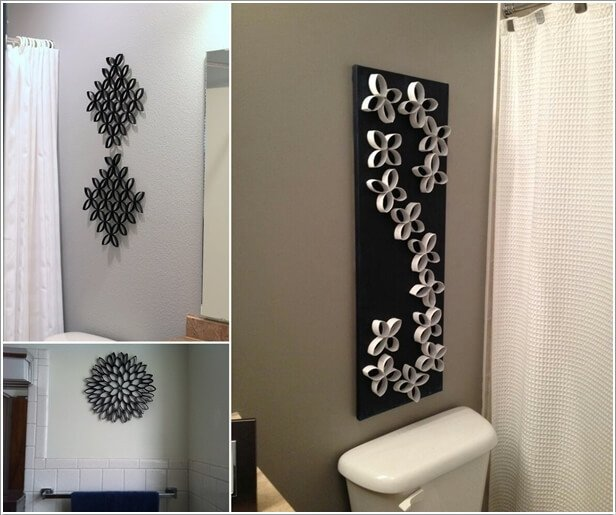 Wall Decor for Bathroom Ideas Elegant 10 Creative Diy Bathroom Wall Decor Ideas