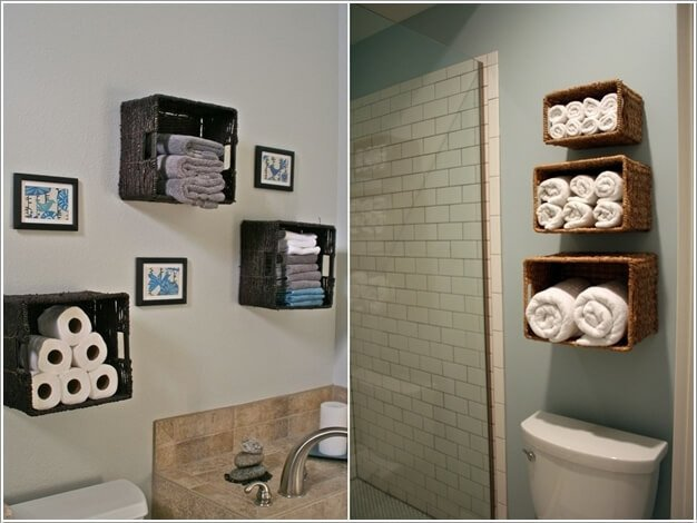Wall Decor for Bathroom Ideas New 10 Creative Diy Bathroom Wall Decor Ideas