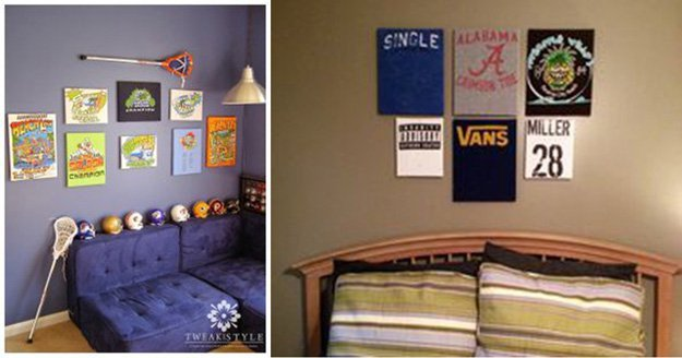 Wall Decor for Boys Room Best Of Teen Room Decor Ideas Diy Projects Craft Ideas & How to's for Home Decor with Videos
