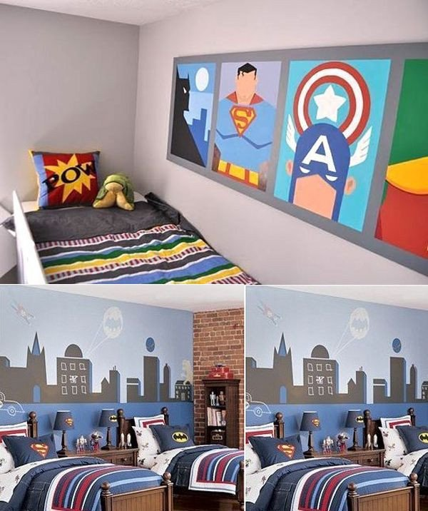 Wall Decor for Boys Room Fresh Wall Mural Inspiration & Ideas for Little Boys Rooms Kids