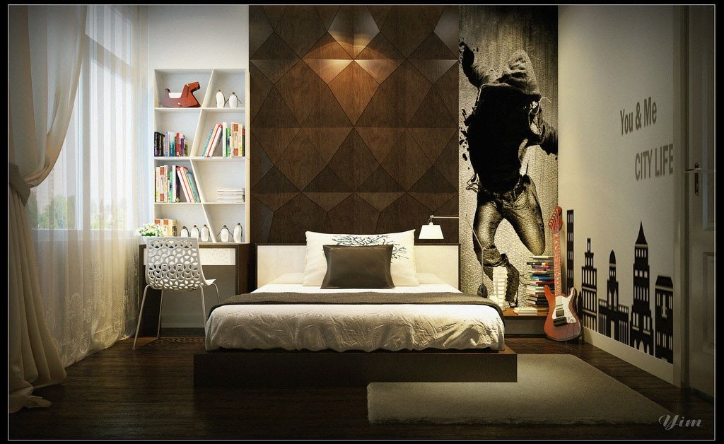 Wall Decor for Boys Room Unique Teenage and Young Man Room