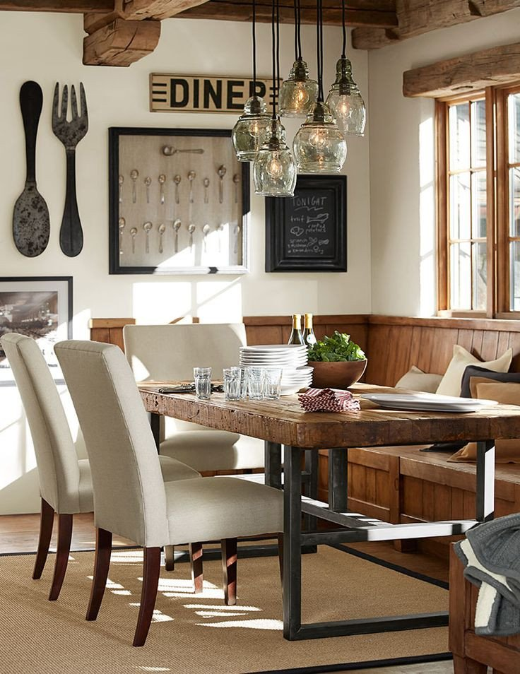 Wall Decor for Dining Rooms Awesome 12 Rustic Dining Room Ideas Decoholic