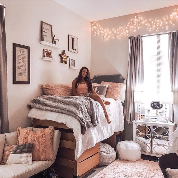 Wall Decor for Dorm Rooms Beautiful 45 Cool Dorm Room Décor Ideas You'll Like Digsdigs